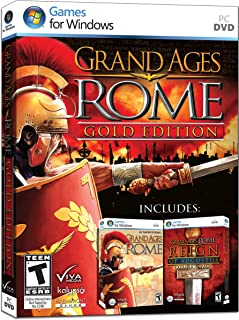 Grand Ages Rome - Gold Edition