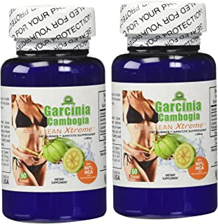 Garcinia Cambogia Extract Pure Lean Extreme Mega LEAN Xtreme Multi-pack