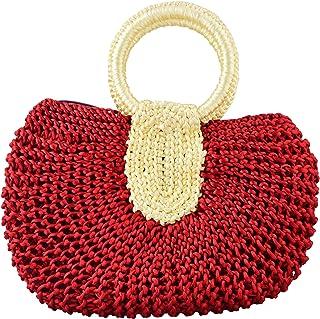 Maitreyee Enterprise Women's Handbag (Red)