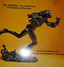 THE MEDALLIC ART COLLECTION OF AMERICAN BRONZES  THURSDAY, SEPTEMBER 29, 1977 - SALE NUMBER 4020