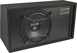 Sistema de audio r08 Flat active subframe 20 cm rueda de repuesto subwoofer 250 150 RMS