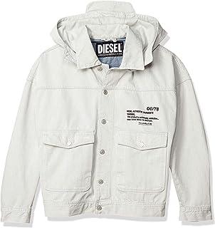 (ディーゼル) DIESEL メンズ ジャケット ポケットデザイン デニムジャケット 00SGQP0LAWY