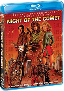 Night Of The Comet (Collector's Edition) [BluRay/DVD Combo] [Blu-ray]