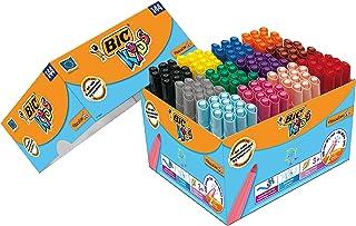 BIC Kids Visacolor XL Colouring Pens 144 Classpack