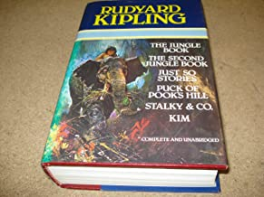 Kipling Omnibus (The Jungle Book/The Second Jungle Book/Just So Stories/ Puck of Pook's Hill/ Stalky & Co./ Kim; Just So S...