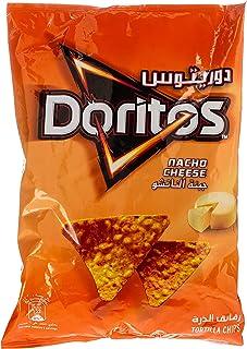 Doritos Nacho Cheese Tortilla Chips 180gm