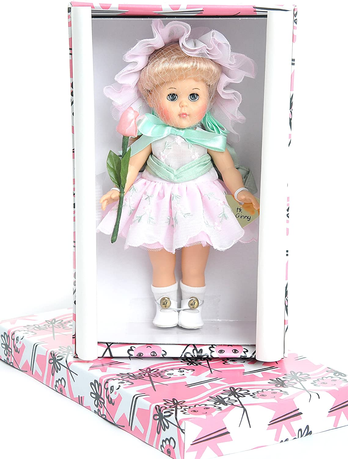 Ginny Blossom 8 inch Ginny Doll by The Vogue Doll Company