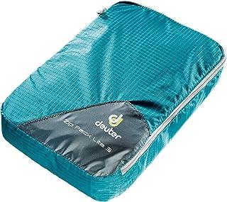 Zip Pack Lite 3 Bolsa de Viaje, Unisex Adulto, Verde (Petrol), 12x16x28 Centimeters (B x H x T)