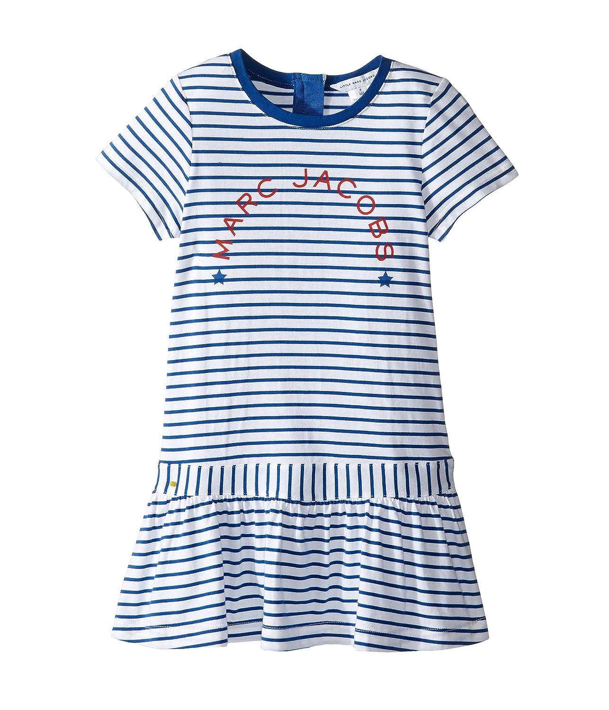 [マークジェイコブス] Little Marc Jacobs レディース Mariniere Dress (Toddler) ドレス [並行輸入品]