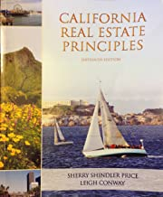 California Real Estate Principle