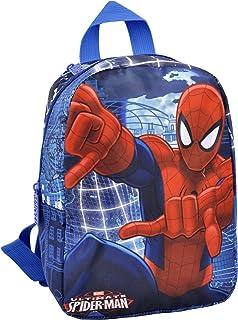 Coriex Spider-Man - Mochila infantil (tamaño mediano), multicolor