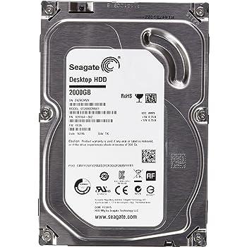 Seagate Barracuda 3.5 Inch 2Tb 7200 Rpm 64Mb 6Gb/S Internal Sata Drive OEM
