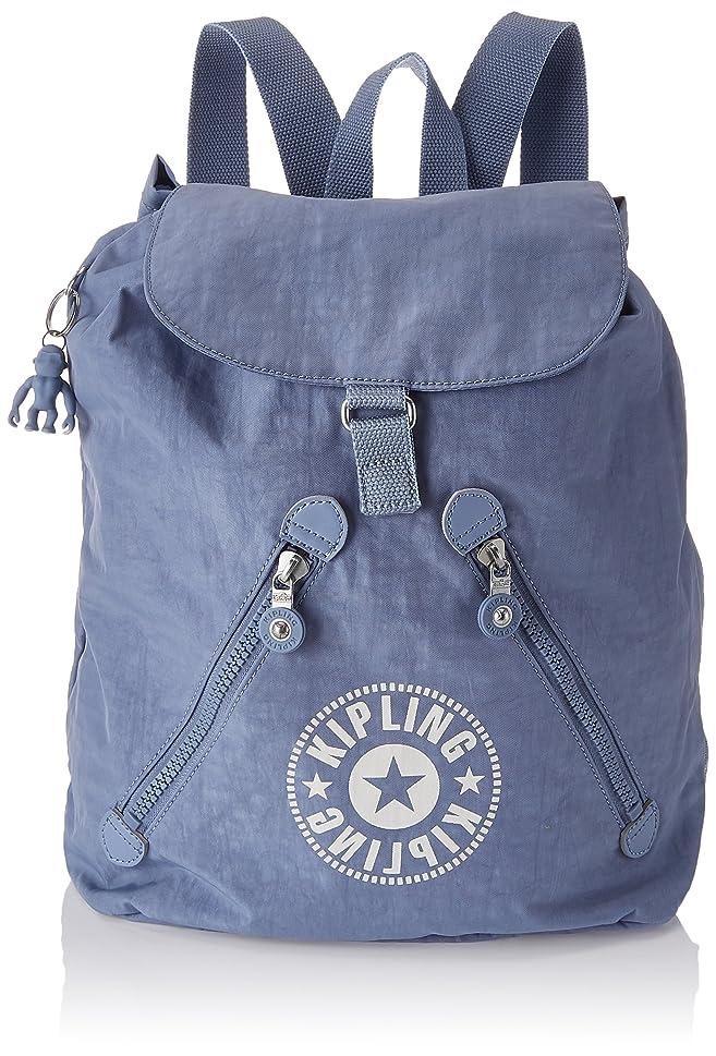 ボトル大聖堂複雑Kipling Fundamental, Backpack For Women. 42x42x16,