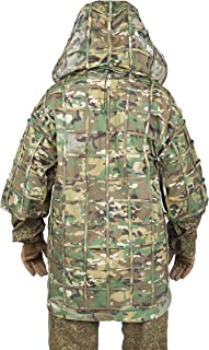 Giena Tactics Ghillie Suit Alligator Russian Sniper Coats/Viper Hoods