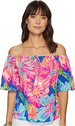 Lilly Pulitzer - Sain Off-The-Shoulder Top