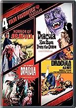 4 Film Favorites: Draculas (Dracula A.D. 1972, Dracula Has Risen from the Grave, Horror of Dracula, Taste the Blood of Dracula)