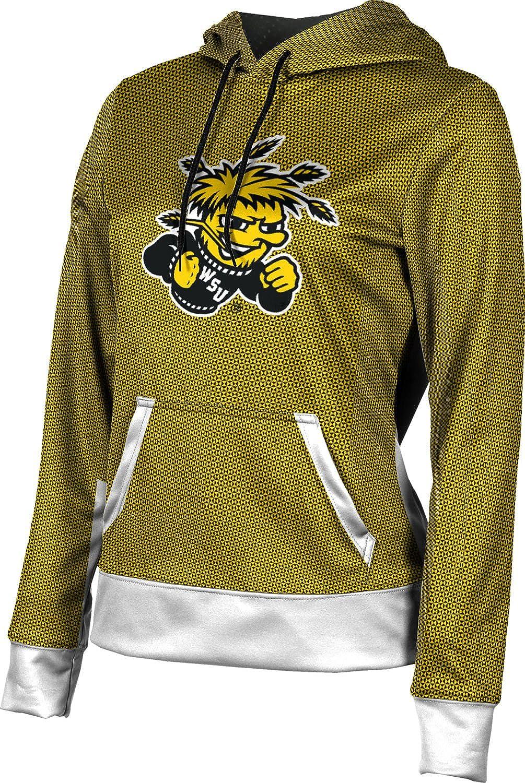 Wichita State University Girls' Pullover Hoodie, School Spirit Sweatshirt (Embrace)