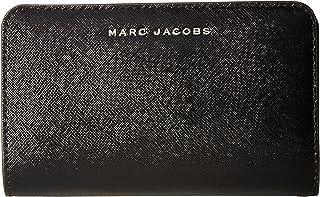 [マークジェイコブス] Marc Jacobs レディース Saffiano Tricolor Compact Wallet ウォレット [並行輸入品]
