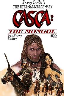 Casca 22: The Mongol