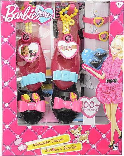 Barbie et Me de luxe à rabat