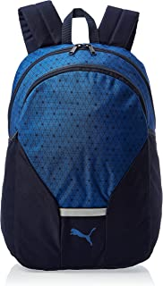 Puma Beta Backpack Galaxy Blue-peacoat Blue Bag For Unisex, Size One Size