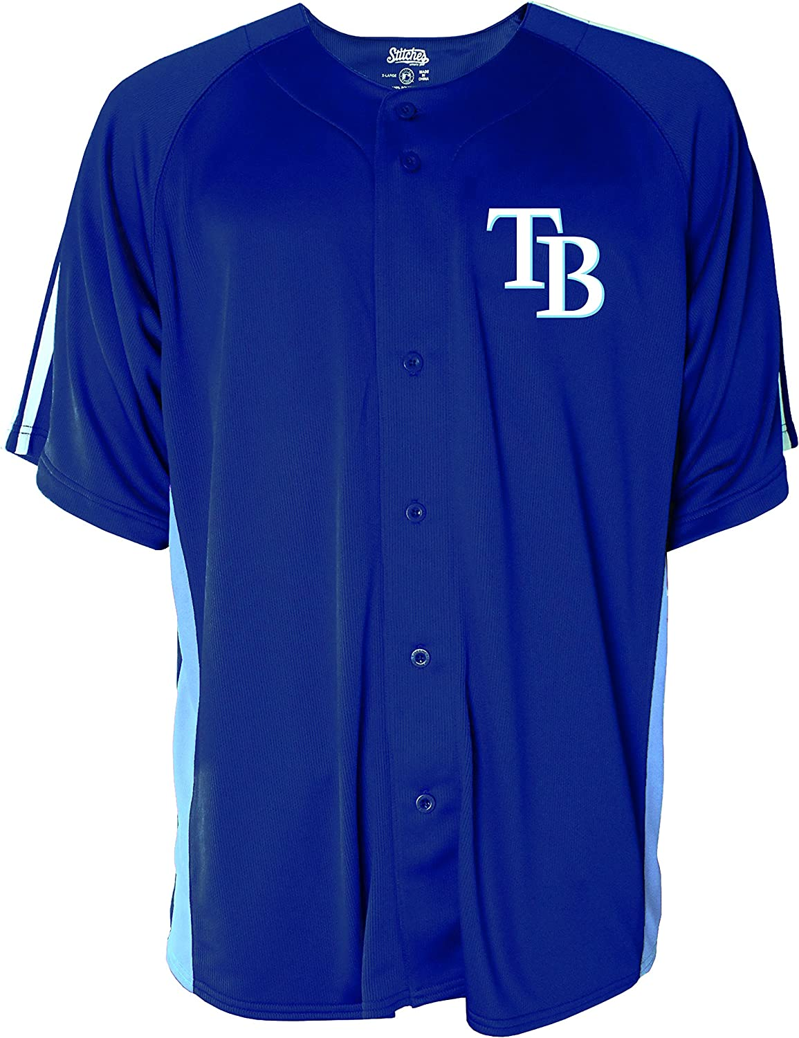 Stitches MLB Men's Button Fashion Jersey Down Overseas Branded goods parallel import regular item