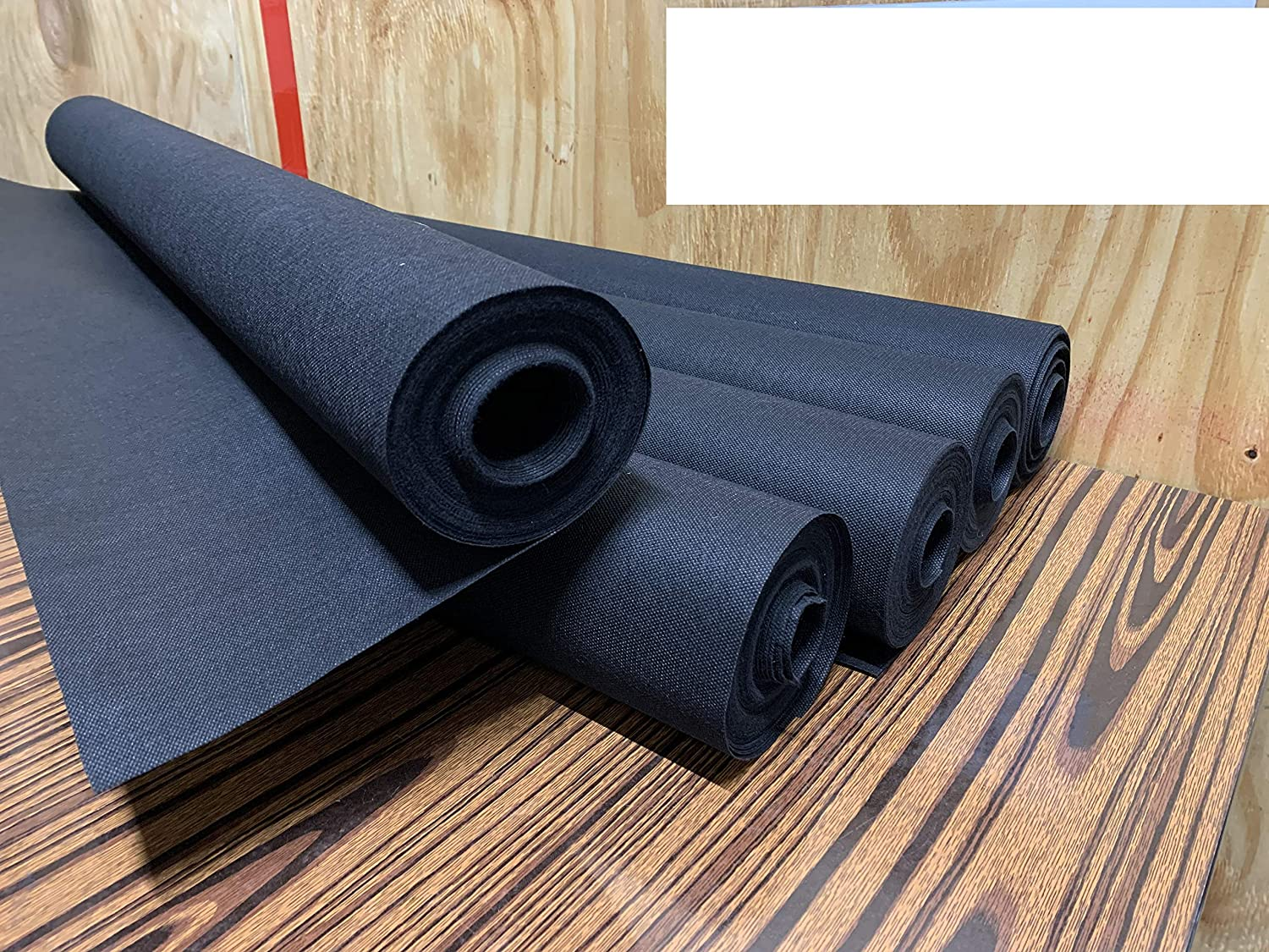 Dust Cover Heavy Duty Black Cambric oz 100g 15 depot = 3.50 Daily bargain sale 39.5