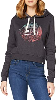 Hurley W Sig Zane Crop Pullover Pullover Sweater Femme