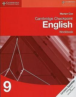 Cambridge Checkpoint English Workbook 9 (Cambridge International Examinations)