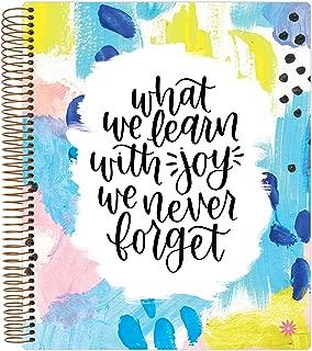 bloom daily planners Undated Academic Year Teacher Planner & Calendar - Lesson Plan Organizer Book (9