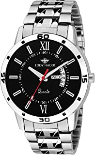 Day and Date Men's Watch