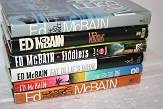 6-Book Set by Ed McBain: The Last Dance; Widows; Fiddlers; Fat Ollie's Book; The Last Best Hope & The Big Bad City