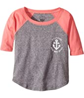 Billabong Kids - Wave Anchor Raglan (Little Kids/Big Kids)