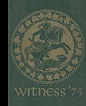 (Reprint) 1975 Yearbook: Stamford Catholic High School, Stamford, Connecticut