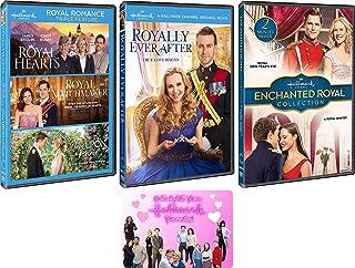 Hallmark Royal Romance Collection: 6 Movies (Royal Hearts / Royal Matchmaker / Once Upon A Prince / Royally Ever After / R...