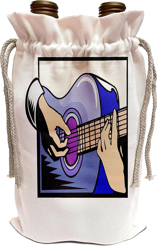 Mail order cheap 3dRose Susans Zoo Crew Music Instrument acoustic shop - Guitar guitar