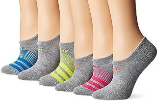 Adidas Women's Superlite Super No Show Socks (Pack of 6)