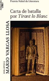 Carta de batalla por Tirant lo Blanc (Spanish Edition)