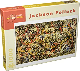 jackson pollock painting puzzle