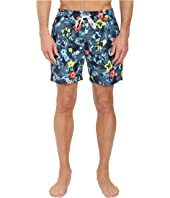 Sperry - Floral Reef Volley Shorts