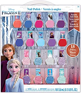 Frozen II 18 Pack Nail Polish Set