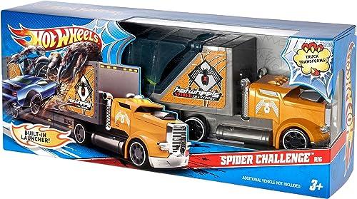 Hot Wheels V2361 Auto Miniatur Super Creature arraignee Gelb