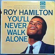 ROY HAMILTON YOU'LL NEVER WALK ALONE vinyl record