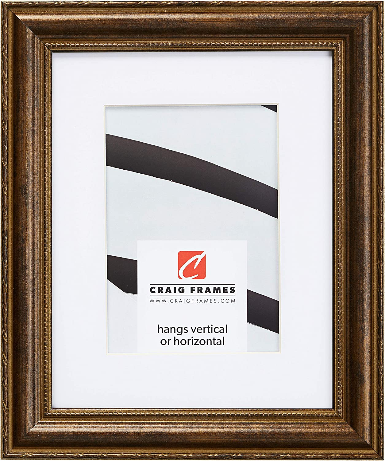 Craig Frames Victoria 13 Year-end gift x 19 Bronze Super special price Picture Inch Frame Ornate
