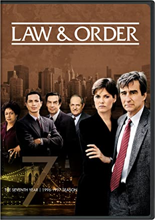 Law & Order: The Seventh Year [Importado]