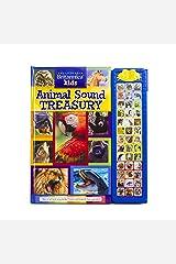 Encyclopediaopedia Britannica Kids Sound Story: Animal Sound Treasury (Play-A-Sound) Board book
