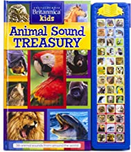 Encyclopedia Britannica Kids - Animal Sound Treasury Book - PI Kids