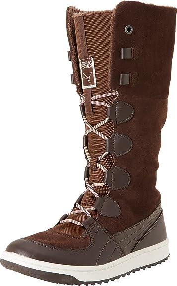 Amazon.com   PUMA Women's Snow Alpine Boot WN's-W   Snow Boots