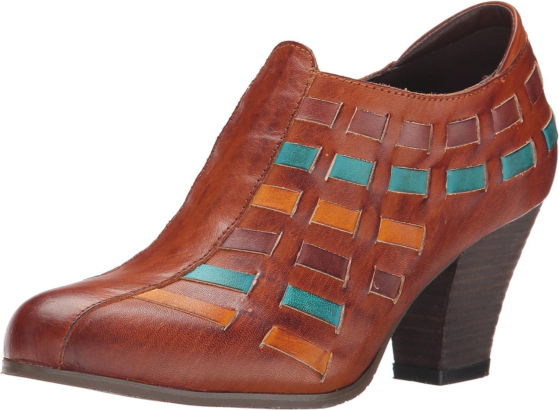 Spring Step Women's Brilliance Dark Red Multi boots 41 M