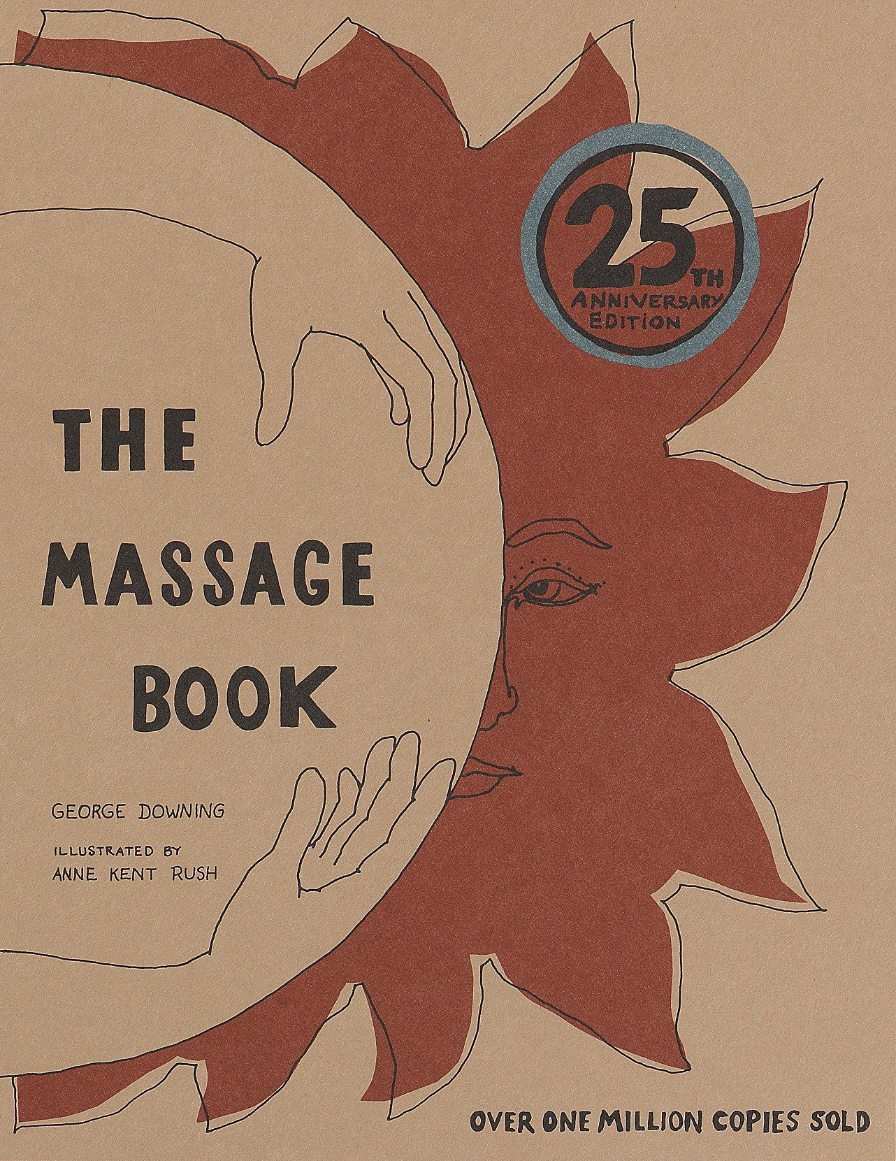 The Massage Book: 25th Anniversary Edition